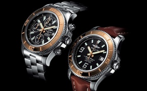 Picture Watch, Watch, Breitling