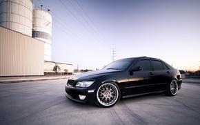 Picture black, cars, Lexus, black, Lexus