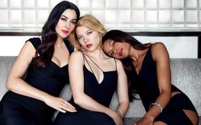 Picture Monica Bellucci, Range, Lea Seydoux, Lea Seydoux, Naomie Harris