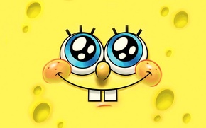 Picture Yellow, Spongebob, Spongebob, Squarepants