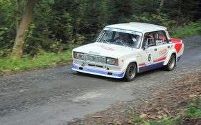 Picture rally, tuning, vaz, VAZ, lada, Lada, 2105, racing
