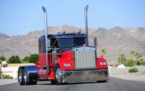 Picture custom, truck, kenworht