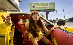 Picture Death Proof, movie, Death proof, Tarantino, Wallpaper, the film, Thriller, wallpaper