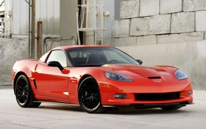 Wallpaper Z06, Corvette, Chevrolet, Chevrolet, 2011, Hennessey, Corvette