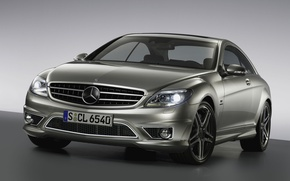 Picture auto, metalik, Mercedes Benz