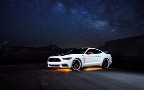 Picture Mustang, Ford, Mustang, Ford, 2015, Apollo Edition