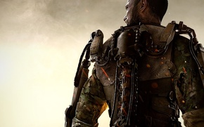 Picture Soldiers, The exoskeleton, Military, Activision, Equipment, Sledgehammer Games, Call of Duty: Advanced Warfare