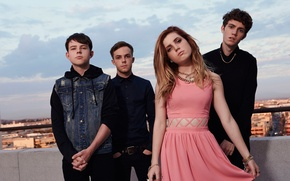Picture brothers, hit, music group, sister, soloist, Sydney Sierota, Cool Kids, Echosmith