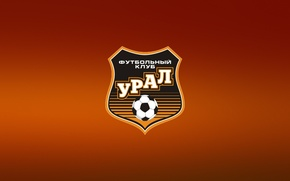 Picture Ekaterinburg, football club, Ural, Fedor Smolov, Urals, Bumblebees, Orange and black