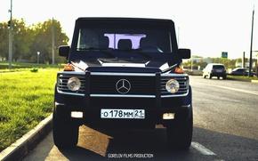 Picture Mercedes-Benz, photographer, photography, photographer, All-terrain vehicles, GORELOV FILMS PRODUCTION