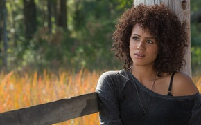 Wallpaper curls, Ramsey, Fast and furious 7, girl, Nathalie Emmanuel
