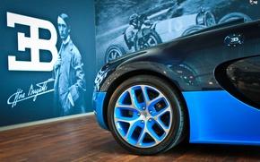 Picture Bugatti, Veyron, Ettore Bugatti, Grand Sport Vitesse, Ettore Arco Isidoro Bugatti, The Founder Of Bugatti