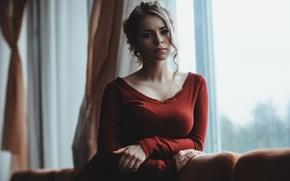 Picture girl, photographer, curl, Alexei Morozov
