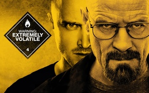 Picture frame, the series, poster, breaking bad, breaking bad