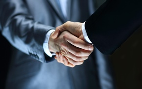 Picture hands, costume, office, firm, men, company, hand, the deal, handshake, office, Business, business, handshake, the …