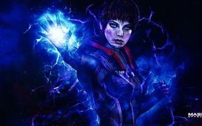 Picture mass effect, adept, fury