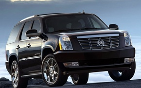 Wallpaper SUV, cadillac, escalade