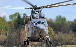 Picture Halo, Helicopter, Multipurpose, Russian, MI-26, Vladislav Perminov, Transport