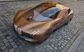 Wallpaper Concept, BMW, BMW, the concept, Vision, Next 100