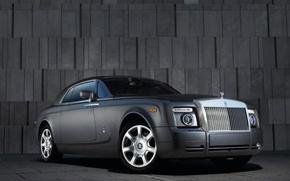 Picture machine, auto, royce, rolls, phantom