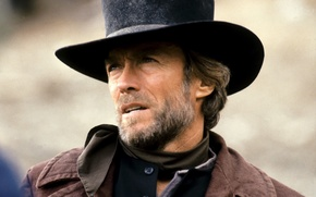 Picture man, Clint Eastwood, Director, actor, Clint Eastwood