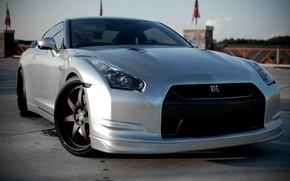 Picture GTR, Nissan, by Randy's, done, Customs and Speedwerks.