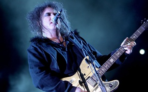Picture rock, robert smith, the cure