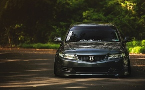 Picture forest, before, Honda, Accord, stance, rotiform