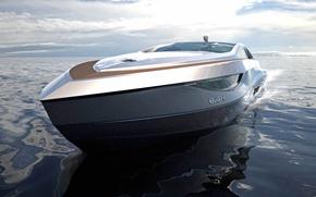 Picture Dragon, Speed, Boat, High, Motor, Futuristic
