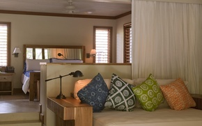 Picture design, house, style, room, interior, cottage