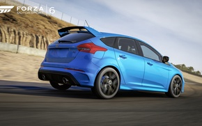 Picture Ford, Game, 2017, Focus RS, Motorsport 6