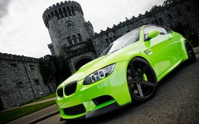 Picture green, photo, Wallpaper, cars, auto, wallpapers, BMW M3