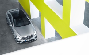 Picture Mercedes-Benz, AMG, Germany, Sports, Turbo, Sedan, Luxury, 2014, V-8, 4MATIC, S63