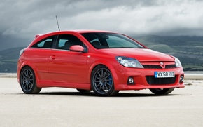 Picture Vauxhall, Astra, VXR, '2008, 888
