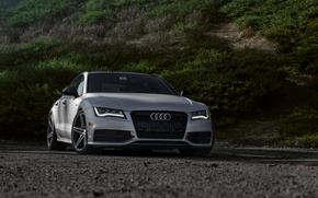 Picture Audi, Vossen, Wheels