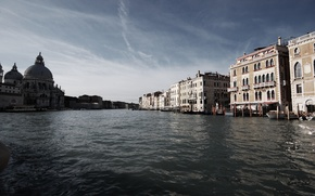 Picture Venice, Water, The city
