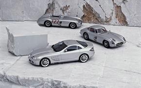 Picture Sport, Mercedes, Silver