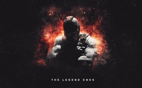 Picture The Dark Knight Rises, Bane, FuriousGFX