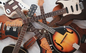 Picture guitar, background, music