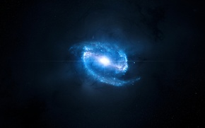 Picture the universe, universe, stars, deep space, galaxy