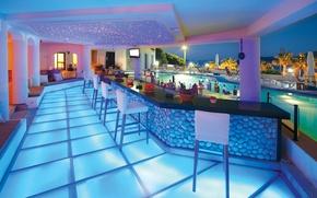 Picture design, style, interior, bar, pool