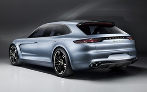 Picture Porsche, Sport, The concept, Panamera, Turismo, Sport, Panamera, Turismo, Concept Porsche