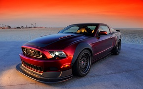 Picture Mustang, Ford, 2013, Mothers