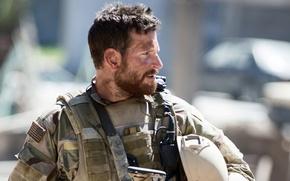 Picture sniper, drama, military, American sniper