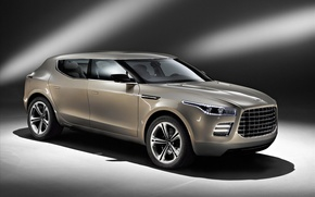 Wallpaper Lagonda, the concept, Aston Martin
