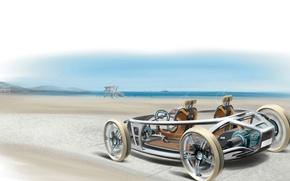 Picture Concept, Toyota, LRV