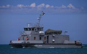 Picture Navy, catamaran, lifeguard, The black sea, SMK-2094