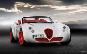 Picture sports car, Wiesmann, Roadster MF5