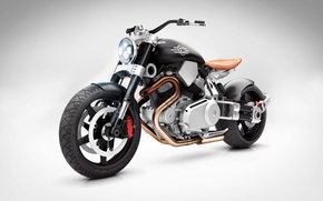 Picture moto, bike, design, power, Confederate, Hellcat, Speedster, v-twin, X132