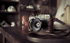 Picture Canon, room, lens
